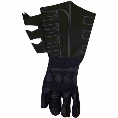 Batman Gloves Child Halloween Accessory - Batman Long Halloween Issues