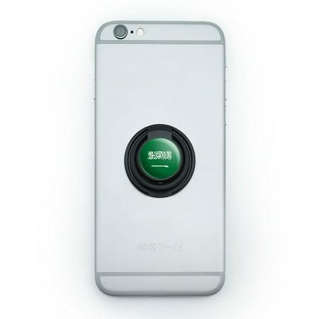 Saudi Arabia National Country Flag Mobile Phone Ring Holder (Best Mobile In Saudi Arabia)
