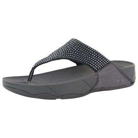 FitFlop Womens Rokkit Flip Flop Thong Sandal