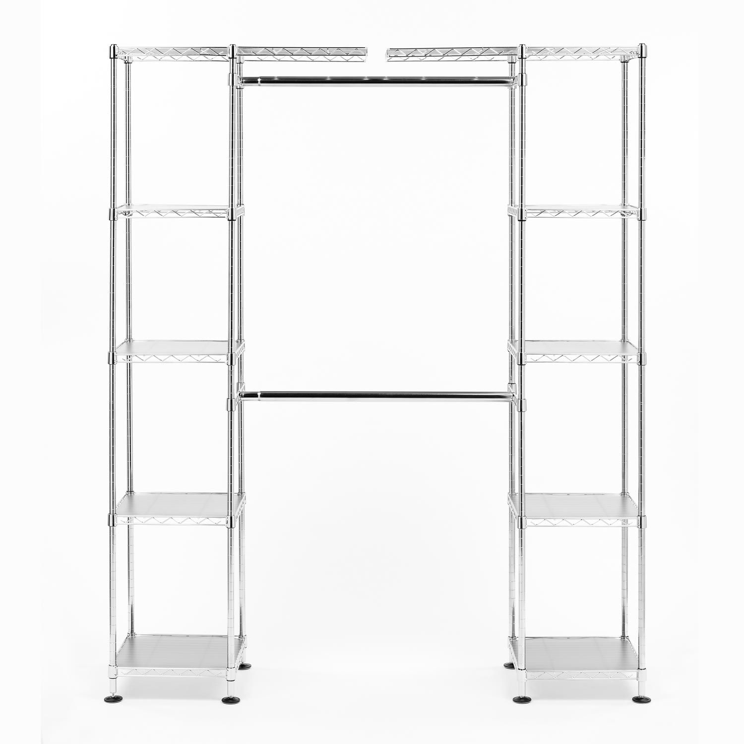 expandable images home seville classics the exquisite closet organizer pic shipping marvelous free trinity ecostorage