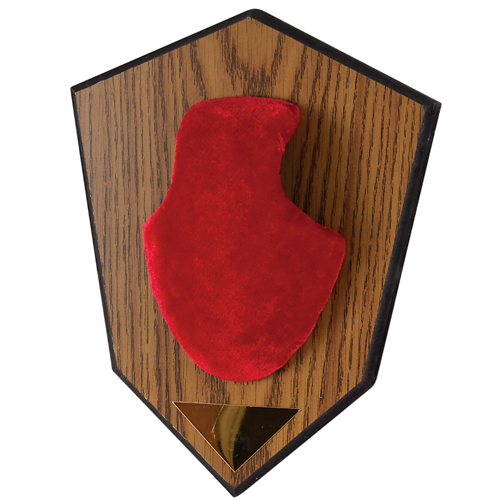 Antler Mounting Kit, Red Skull Cover