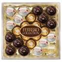 24-Count Ferrero Rocher Fine Hazelnut Milk Chocolates