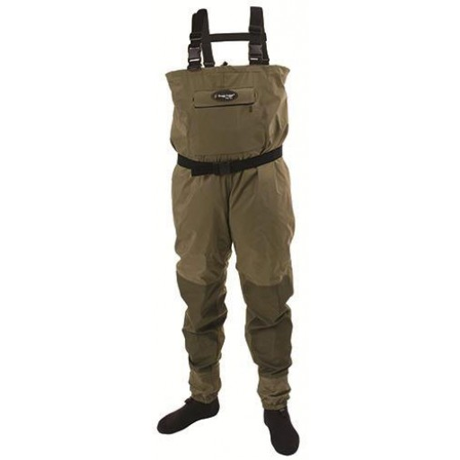 Frogg Toggs Hellbender MF S/F Wader-Brown / LG