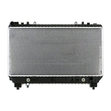 Radiator - Pacific Best Inc For/Fit 13141 10-11 Chevrolet Camaro Coupe 11-11 Convertible AT V6 3.6L PTAC