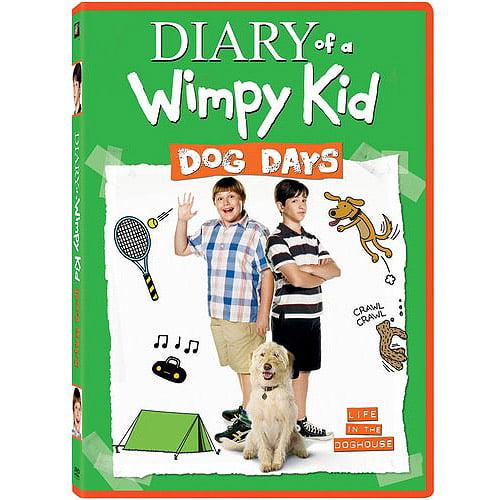 Diary Of A Wimpy Kid 3 Dog Days Dvd Walmart Com Walmart Com