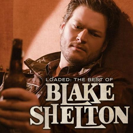 Loaded: The Best Of Blake Shelton (Vinyl) - Blake Shelton Halloween