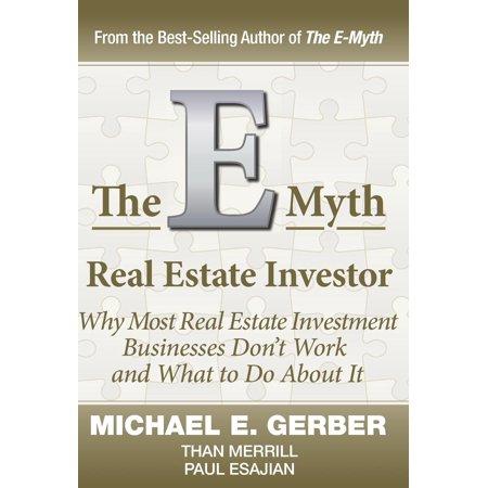 The E Myth Real Estate Investor  Hardcover