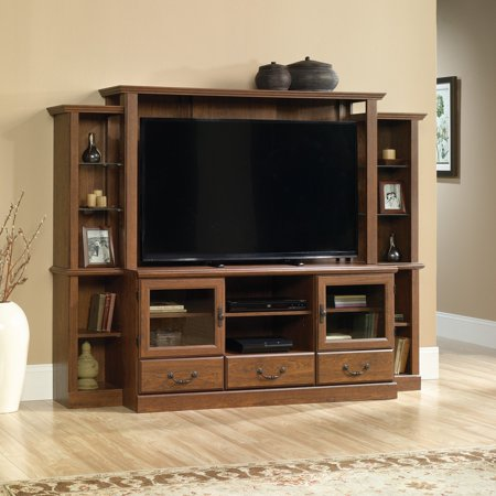 Sauder Orchard Hills Home Theater Entertainment Center