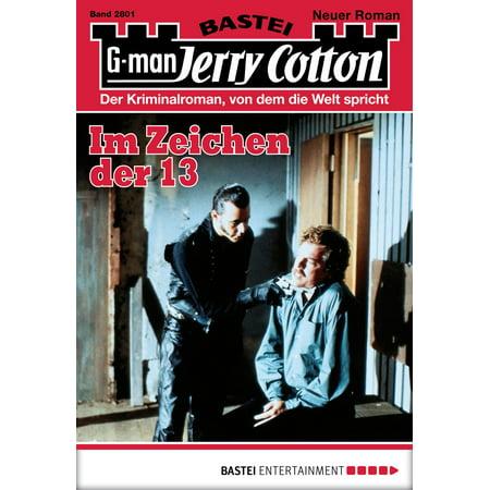 - Jerry Cotton - Folge 2801 - eBook