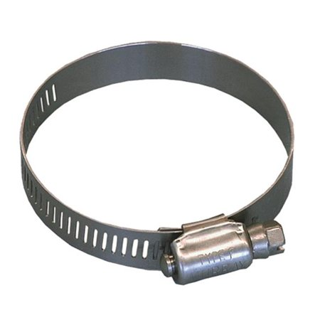 Murray H24SS Stainless Steel Pipe Clamp Fits 1.25 - 1.5 In. Pipe