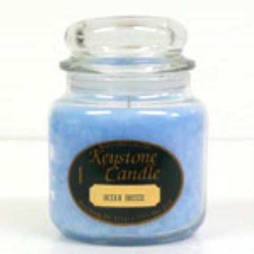 J16-OBreeze Ocean Breeze Jar Candle 16 oz