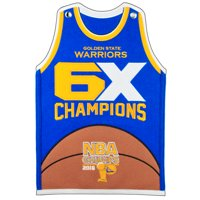 "Golden State Warriors 13"" x 32"" Traditions Banner - No Size"
