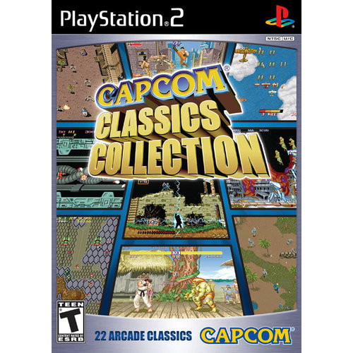 Capcom Classics Collection (PS2)