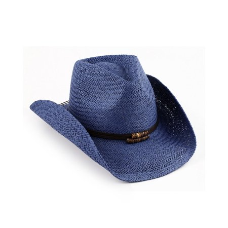 Old Stone Reese Men's Cowboy Drifter Hat - Red White And Blue Cowboy Hat