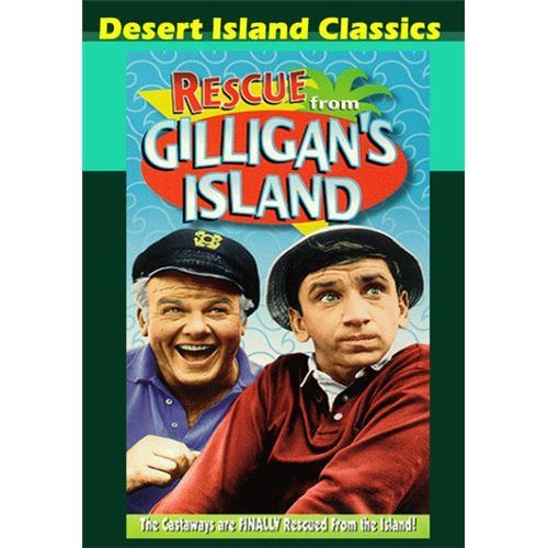 Rescue From Gilligans Island DVD Movie 1978