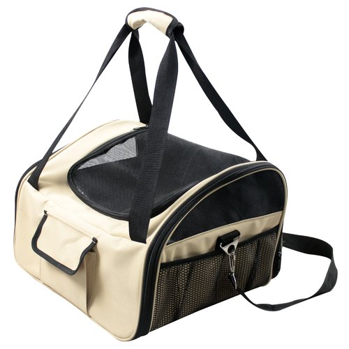 Tucker Murphy Pet Stickney Ultra-Lock Collapsible Travel Pet Carrier