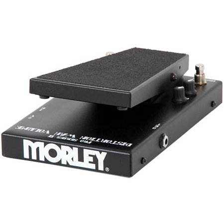 Morley Pro Series Ii Distortion Wah Vol Pedal
