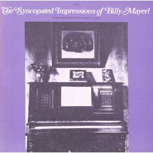 Billy Mayerl - Syncopated Impressions of Billy Mayerl [CD]