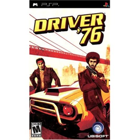 Driver 76 - Sony PSP ()