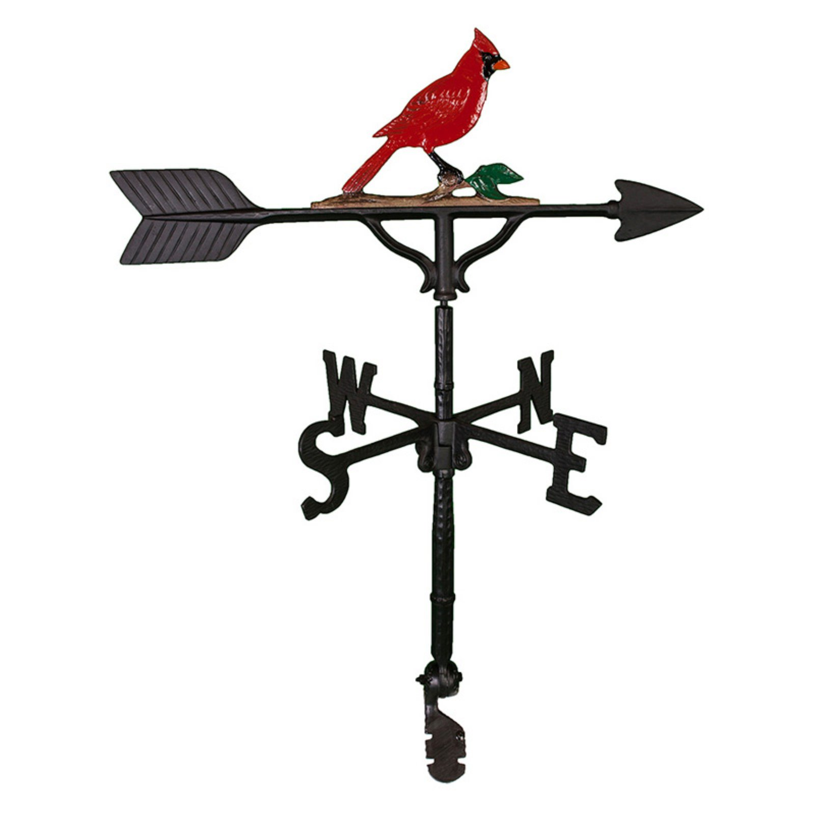 Color Cardinal Weathervane 32 in. by Montague Metal Products