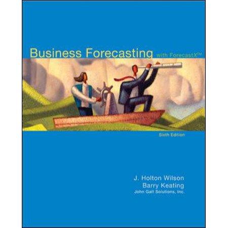 Business Forecasting With Forecastx