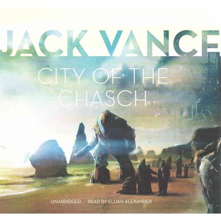 City of the Chasch: Library Edition by
