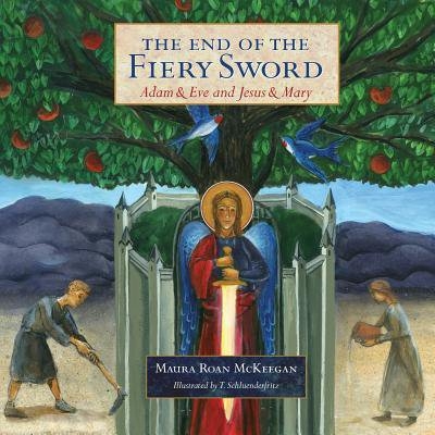 The End of the Fiery Sword : Adam & Eve and Jesus & Mary](Adam Eve Halloween)