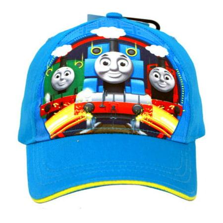 Thomas The Train & Friends Baseball Cap Hat #TH2341 (Thomas Hat)