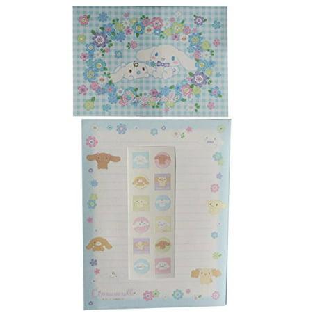 Sanrio Stationery - Cinnamoroll Sanrio Letter Stationery Set Japan Special Edition