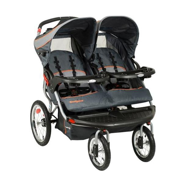 Baby Trend Navigator Double Jogging Stroller by Baby Trend
