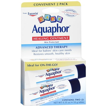 Aquaphor Baby Healing Ointment On The Go 0 70 oz Pack of 3