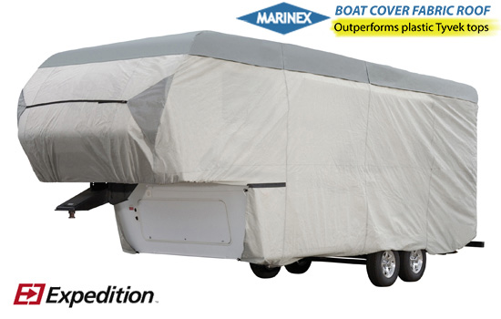 Expedition 5th Wheel Covers