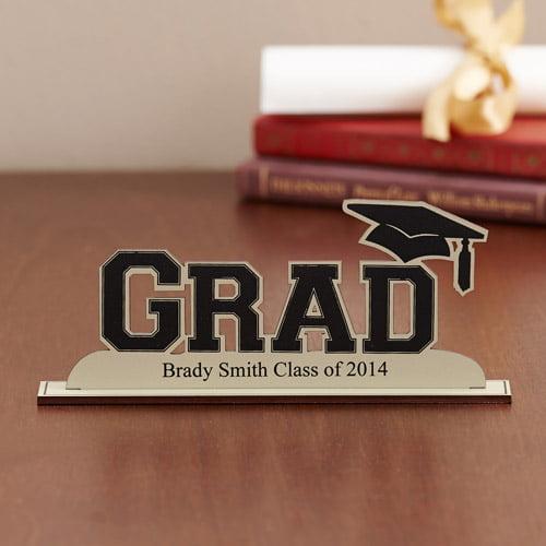 Personalized Grad Silhouette