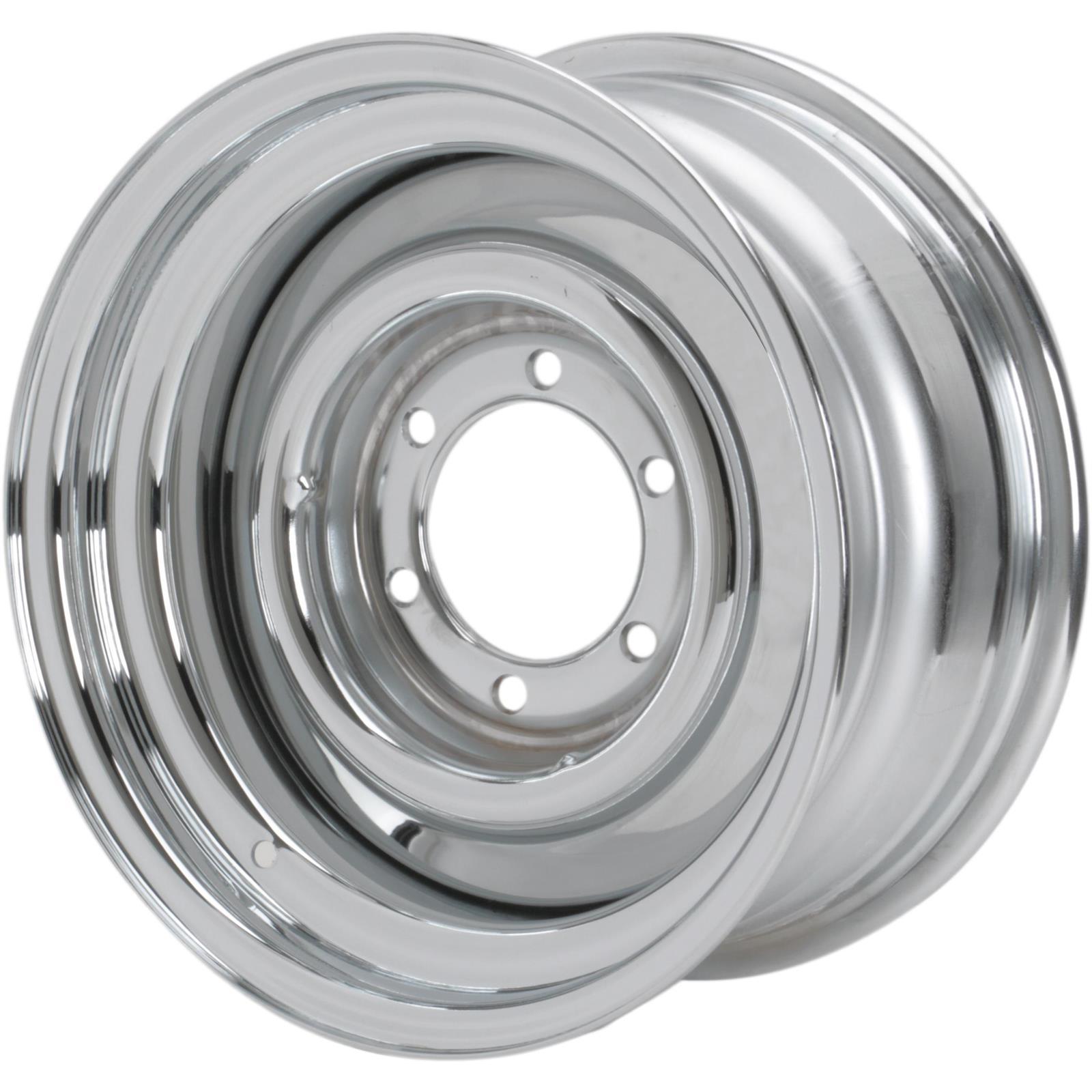 Speedway Smoothie 15x8  Steel Wheel, 6 on 5.5 Inch, 4.25 BS