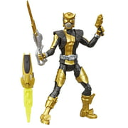 Power Rangers Beast Morphers Gold Ranger 6-inch Action Figure Toy