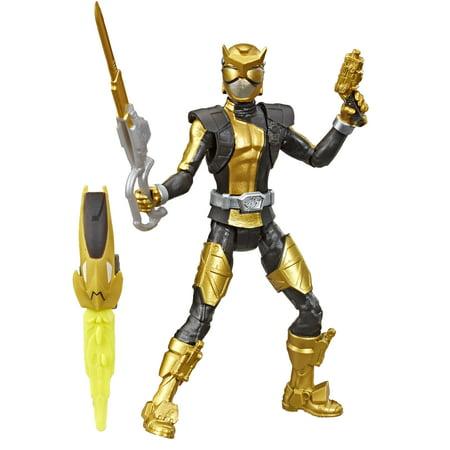Power Rangers Rpm Toys (Power Rangers Beast Morphers Gold Ranger 6-inch Action Figure)