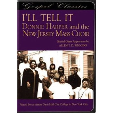 New Jersey Mass Choir (DVD) - Attractions In New Jersey For Halloween