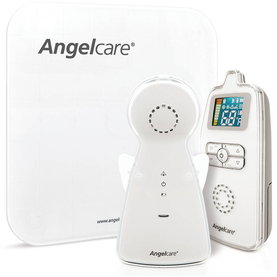 Angelcare AC403, Movement and Sound Baby Monitor