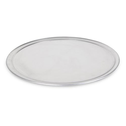 "16"" Pizza Pans, Long Lasting Wide Rim 18 Gauge Solid Aluminum Set of 3 by CLIPPER CORPORATION"