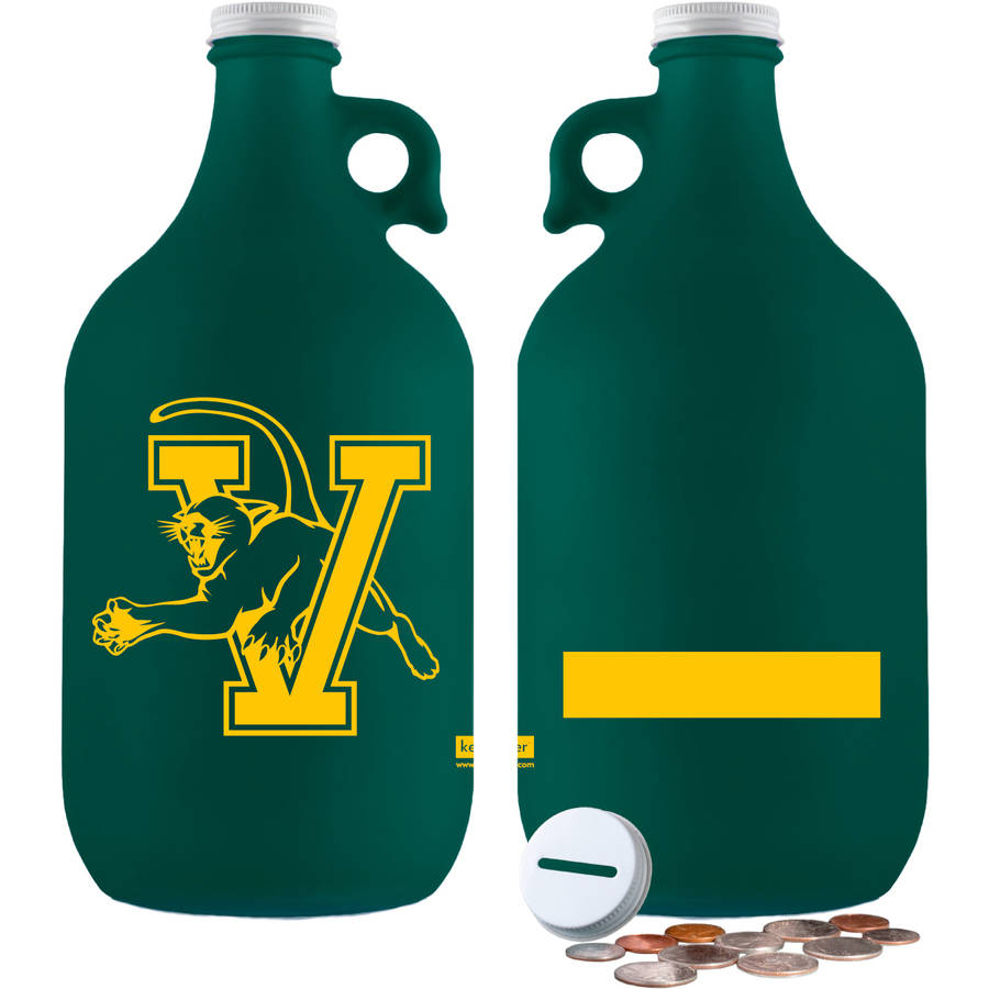 NCAA Vermont Catmounts 64 oz Team Color Frost Jug