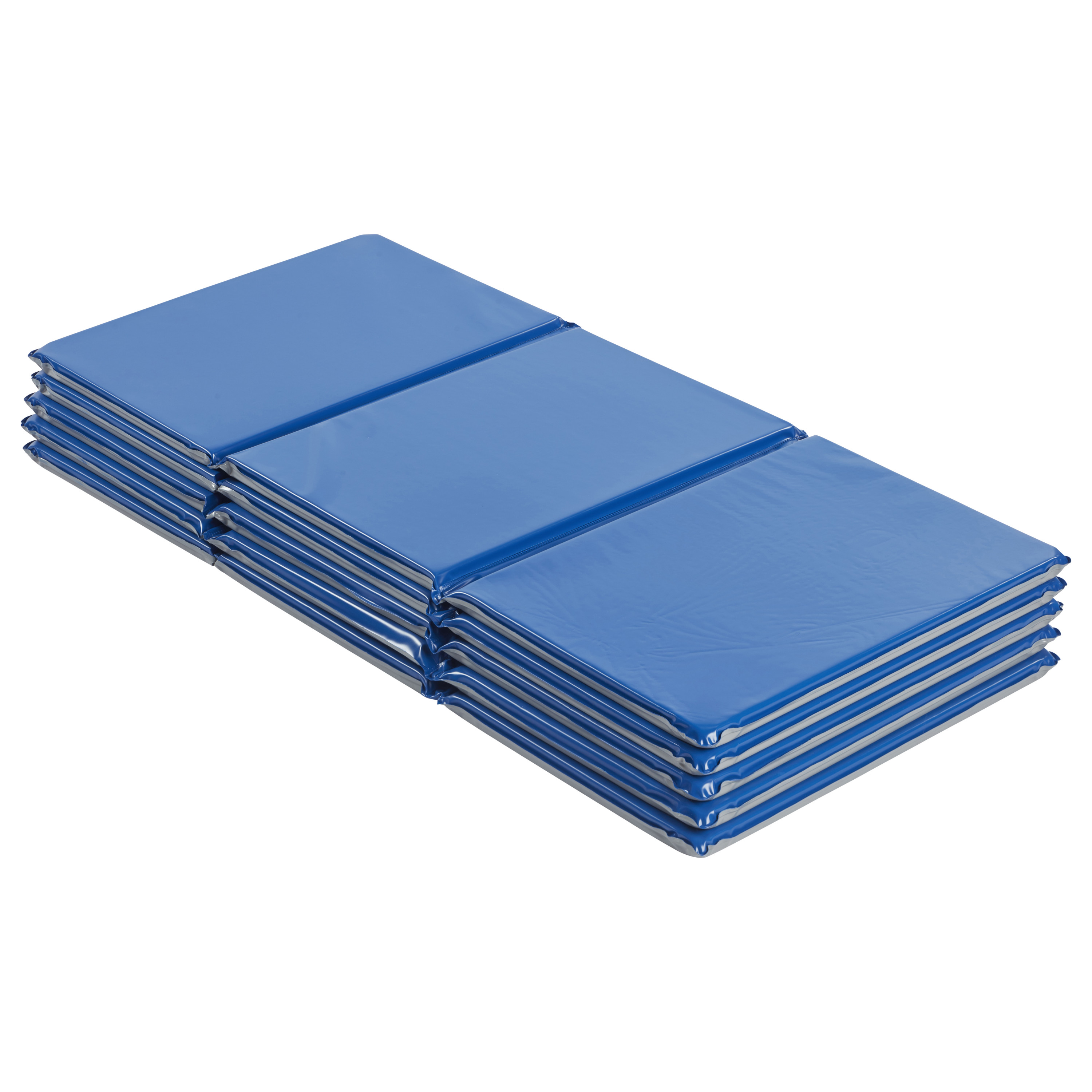 Everyday Folding Rest Mat 3-Section 1in