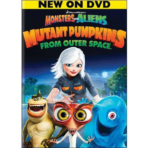 Monsters Vs. Aliens: Mutant Pumpkins From Outer Space (Widescreen)