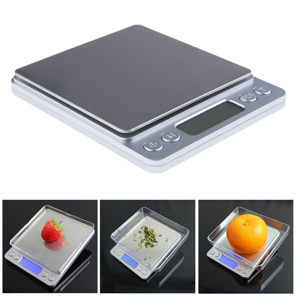 glamouric digital pocket small scale gram and ounce measured lcd display for food jewelry within 2000g