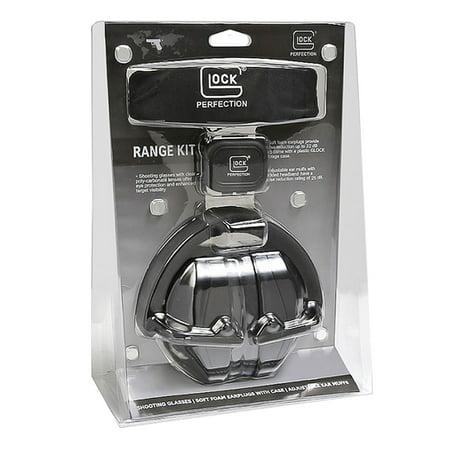 GLOCK AP60220 RANGE KIT(GLASSES/MUFFS/PLUGS) (Best Glock Carbine Conversion Kit)
