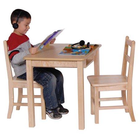 Steffy Kids Rectangular Table