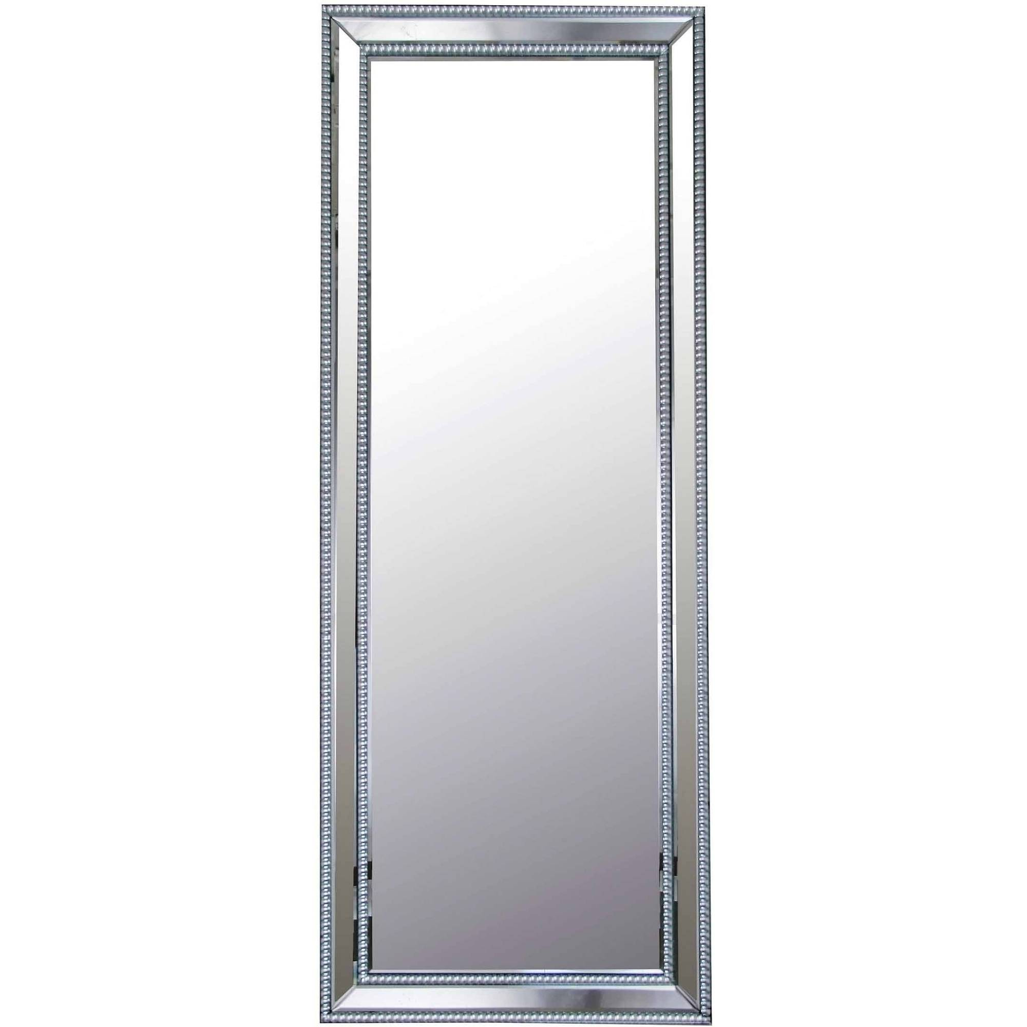 Devon and Claire Rome Rectangle Leaning Floor Mirror by