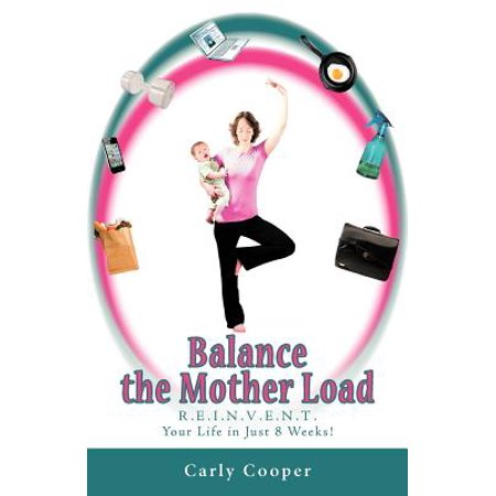 Balance the Mother Load : R.E.I.N.V.E.N.T. Your Life in Just 8 (Link Load Balance)