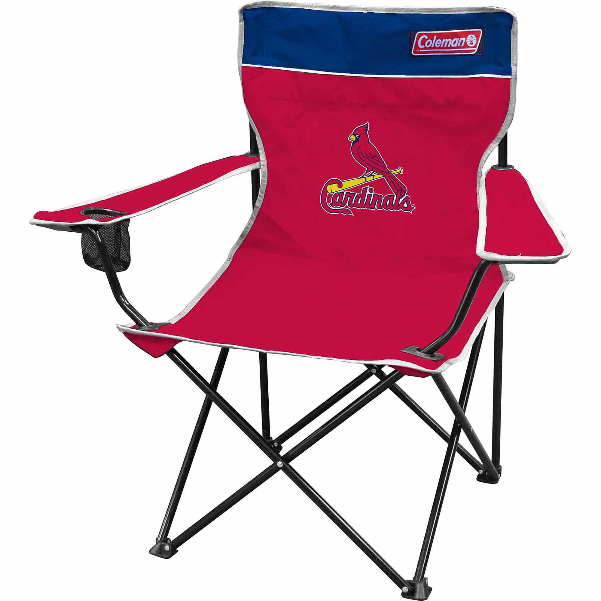 Coleman MLB St. Louis Cardinals Quad Chair