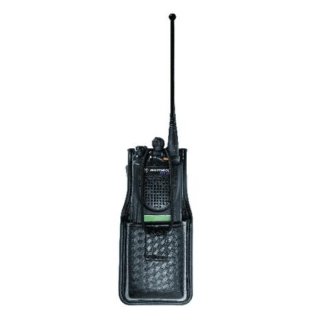 Bianchi 22316 Black Hi Gloss 7914S Universal Radio Holder Swivel