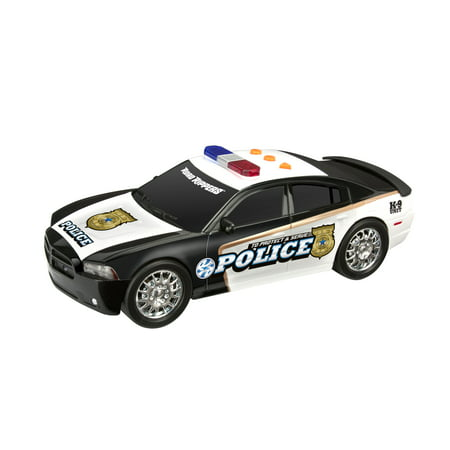Road Rippers Protect & Serve Dodge Charger Police Car